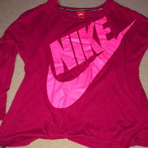 Nike Long Sleeve Shirt